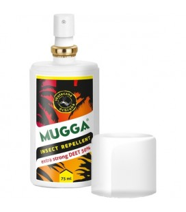 MUGGA SPRAY 50% DEET 75ML