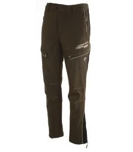 Spodnie Stretch OVERLAND wodoodporne oliwkowe, 92032-328