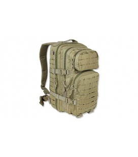 Mil-Tec - Plecak Small Assault Pack Laser Cut - Coyote Tan - 14002605