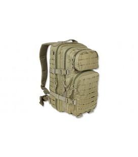 Mil-Tec - Plecak Small Assault Pack Laser Cut - Coyote Tan - 14002605