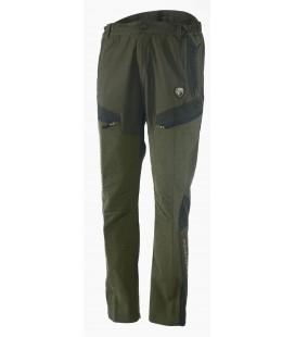 Spodnie polycotton PERNICE Cordura zielone, 92088-337