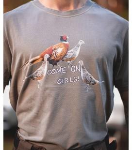 """Koszulka t-shirt JULIUS """"Come On Girls"""" ,VX1080A"""