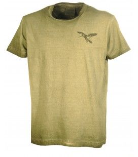 Koszulka T-shirt nadruk mała SŁONKA Univers, 94009-359