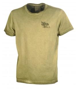Koszulka T-shirt nadruk mały DZIK Univers, 94010-359