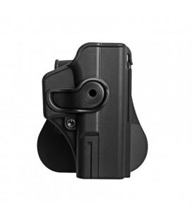 Kabura do pistoletu CZ P-09 IMI Z1450 Czarna