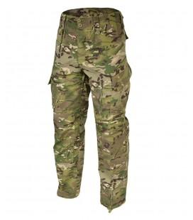 Spodnie WZ10 ripstop mc camo TEXAR