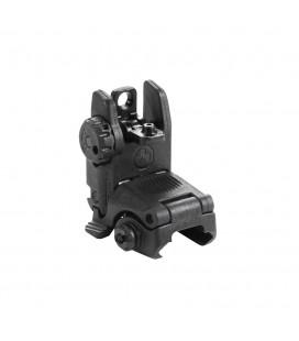 Magpul - Celownik przeziernikowy składany MBUS® Sight Rear - Czarny - MAG248