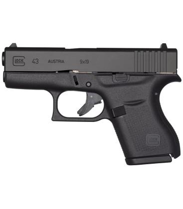Pistolet Glock 43 kal 9x19