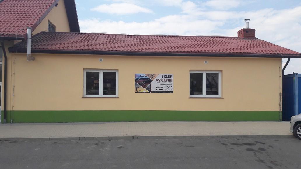 Sklep myśliwski - Złotoryja